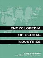 Encyclopedia of Global Industries, ed. 3