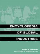Encyclopedia of Global Industries, ed. 4