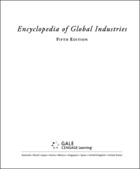 Encyclopedia of Global Industries, ed. 5, v.