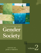 Encyclopedia of Gender and Society, ed. , v.