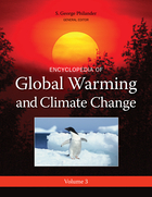 Encyclopedia of Global Warming and Climate Change, ed. , v.