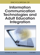 Encyclopedia of Information Communication Technologies and Adult Education Integration, ed. , v.