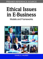 Ethical Issues in E-Business, ed. , v.
