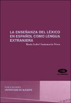 La enseñanza del léxico en español como lengua extranjera