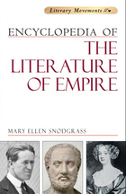 Encyclopedia of the Literature of Empire, ed. , v.