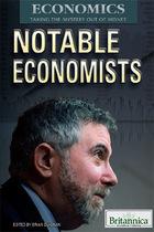 Notable Economists, ed. , v.
