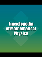 Encyclopedia of Mathematical Physics, ed. , v.