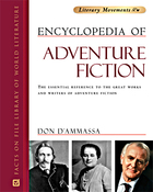 Encyclopedia of Adventure Fiction, ed. , v.