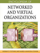 Encyclopedia of Networked and Virtual Organizations, ed. , v.
