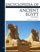 Encyclopedia of Ancient Egypt, ed. 3, v.