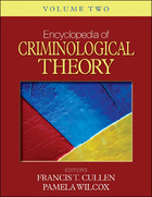 Encyclopedia of Criminological Theory, ed. , v.