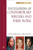 Encyclopedia of Contemporary Writers and Their Work, ed. , v.