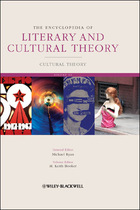 The Encyclopedia of Literary and Cultural Theory, ed. , v.