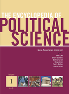 The Encyclopedia of Political Science, ed. , v.