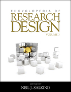 Encyclopedia of Research Design, ed. , v.