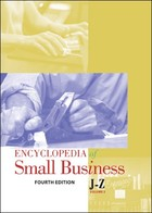 Encyclopedia of Small Business, ed. 4, v.  Icon