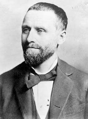 John Peter Altgeld was the outspoken reform governor of Illinois in the 1890s.