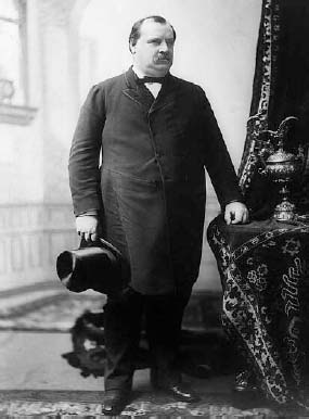 Grover Cleveland held office through partisan battles over civil service reform, the beginnings of the free silver controversy, and a devastating nationwide financial depression.