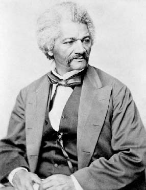 Editor, orator, and abolitionist Frederick Douglass was the foremost African American leader of the 19th century in the United States. He was also an advocate for woman suffrage.