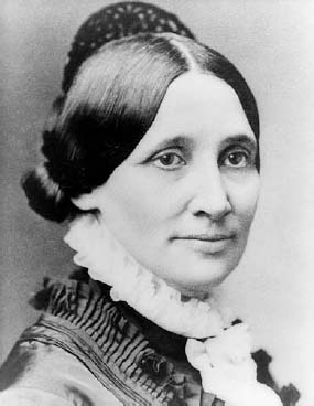 Lucy Webb Hayes (1831–1889), wife of President Rutherford B. Hayes.