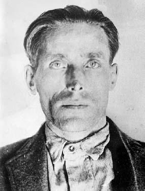 Joe Hill (aka Hillstrom), labor activist and Wobbly songwriter (1879–1915).