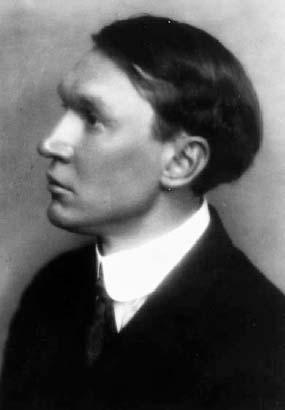 Nicholas Vachel Lindsay, 1879–1931.