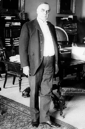William McKinley Jr., June 7, 1898.
