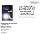 Instalaciones eléctricas de alumbrabo e industriales, ed. 4