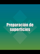 Preparación de superficies, ed. , v.