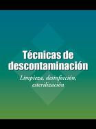 Técnicas de descontaminación