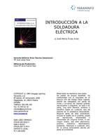 Introducción a la soldadura eléctrica, ed. 8