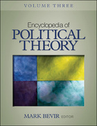 Encyclopedia of Political Theory, ed. , v.