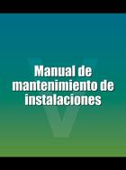 Manual de mantenimiento de instalaciones, ed. 4