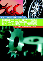 Encyclopedia of Products & Industries - Manufacturing, ed. , v.