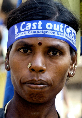 Dalits Reject the Caste System.