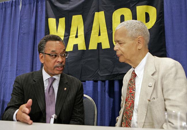 NAACP Leaders, 2006.