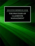 The Processes of Classroom Management, ed. , v.