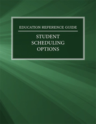 Student Scheduling Options, ed. , v.