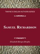 Samuel Richardson, ed. , v.
