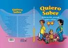 Educación sexual para niños y jóvenes de 6 a 14 años, ed. , v.