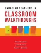 Engaging Teachers in Classroom Walkthroughs, ed. , v.