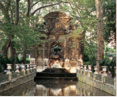 De Mdicis fountain in the Jardin du Luxembourg