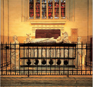 Tomb of Franois II in Cathdrale St-Pierre et St-Paul, Nantes
