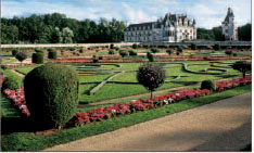 Formal Gardens - The current designs of the formal gardens created