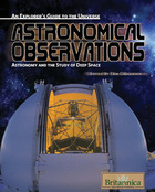 Astronomical Observations, ed. , v.