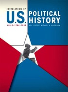 Encyclopedia of U.S. Political History, ed. , v. 2
