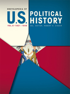 Encyclopedia of U.S. Political History, ed. , v. 5