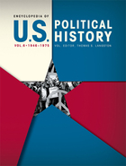 Encyclopedia of U.S. Political History, ed. , v. 6