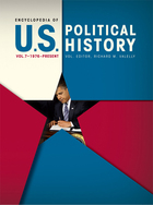 Encyclopedia of U.S. Political History, ed. , v. 7