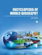 Encyclopedia of World Biography, ed. 2, v. 35